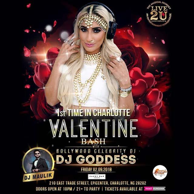Valentines bash by DJ goddess
